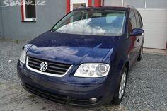 Prodám VW Touran 1.4 TSi 103 kW - obrázek číslo 1