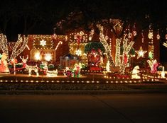 The ULTIMATE and BEST Christmas Light Displays in DFW for 2014 ...