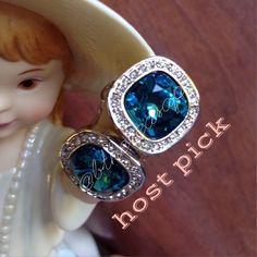 "Spotted while shopping on Poshmark: ""host pickCELESTE STATEMENT EARRINGS""! #poshmark #fashion #shopping #style #Jewelry"