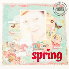 featuring the Spring Jubilee line by Pink Paislee