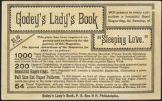 Godey's Lady's Book offered so much more than just fashion.
