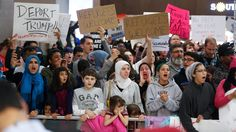 cool Long, hard road: It's difficult to enter the US as a refugee