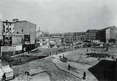 Obras en Callao, años 20