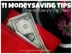 Save Money Tips