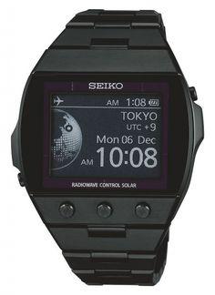 Reloj Seiko SDGA003J E-Ink