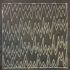 Radio Static - Day 50 by Leah Day, via Flickr