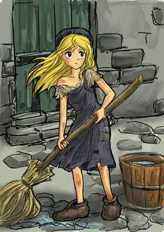 Cosette by Wednesday2021.deviantart.com on @DeviantArt