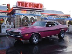 1970 Dodge Challenger. Maintenance/restoration of old/vintage vehicles: the material for new cogs/casters/gears/pads could be cast polyamide which I (Cast polyamide) can produce. My contact: tatjana.alic@windowslive.com