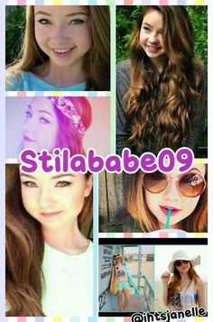 Stilababe09 Meredith foster follow her if u luv, beauty fashion and all that other stuff #janelle143