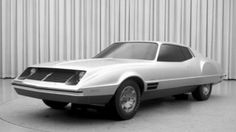 1974 Ford Mustang II Concept #1