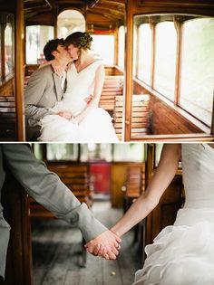 steam tran wedding, image by Alexa Loy Photography Tipi Wedding, Farm Wedding, Creative Wedding Photography, Photography Ideas, Church Ceremony, Beautiful Love, Hippie Chic, Wedding Styles, London