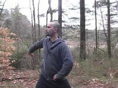 Tai Chi Silk Reeling Basics : One-Handed Figure 8 Tai Chi Silk Reeling - YouTube