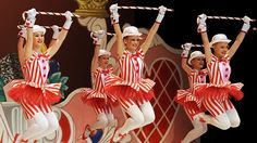 BRISBANE City Youth Ballet will reprise a traditional Christmas favourite when it stages The Nutcracker at The Conservatorium Theatre, Griffith University, South Bank on December 17 and Candy Cane Costume, Candy Costumes, Cool Costumes, Costumes Kids, Nutcracker Costumes, Ballet Costumes, Dance Leaps, Chocolates, Christmas Spectacular