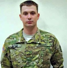 U.S. Army 527Th MP CO Soldier Suter,, KIA July 5, 2011