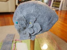 I love vintage hats - and this Instructable is inspired by the cloche hats of the 1920s! Cloches were close-fitting hats that were worn quite low - almost down to...