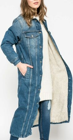 Pepe jeans coat - fall outfit