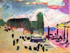 aubreylstallard: Matisse, 1905