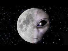 UFOLOGIA - OVNIS ONTEM: LUA NOSSO SATÉLITE - Habitado por Alienígena. (Pon...