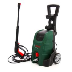 Bosch AQT 37-13 high Pressure Washer is compact and easy to operate for carefree cleaning and great results. Robust design with added power for bigger tasks