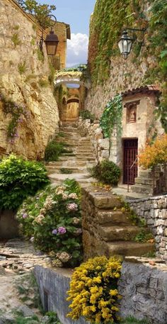 architecture old italy beautiful Nezaket Efe mikeahrens: Pretty in pink Beautiful Places To Travel, Wonderful Places, Beautiful World, Fantasy Landscape, Travel Aesthetic, Pink Aesthetic, Belle Photo, Beautiful Landscapes, Beautiful Architecture