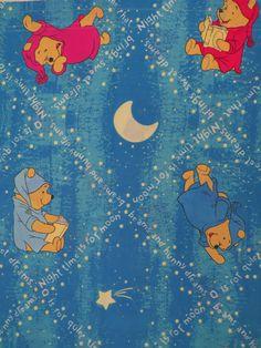 Set of 2 Winnie the Pooh Curtains