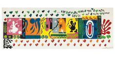 Henri+Matisse+-+Tausendundeine+Nacht