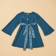 Dress Raiponce back - Renardeau