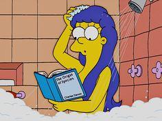 Dope Cartoon Art, Dope Cartoons, Cartoon Icons, Cartoon Memes, Girl Cartoon, Cartoon Characters, Homer And Marge, Homer Simpson, Rick E