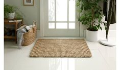 Buy Argos Home Natural Jute Mat at Argos. Jute Mats, Mat 10, Good And Cheap, Argos, Cleaning Wipes, Home Furnishings, Home And Garden, Rustic, Stuff To Buy