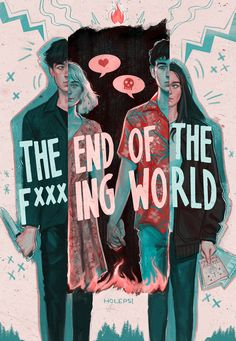 The End of the F***ing World, Diana Novich The End of the F***ing World, Diana Novich,Netflix ArtStation – The End of the F***ing World, Diana Novich Related posts:- movies to watch list - Movies And Series, Best Series, Tv Series, Poster Wall, Poster Prints, Art Print, James And Alyssa, World Wallpaper, Alternative Movie Posters