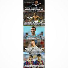 Cristiano Ronaldo no tiene abuela. Atención a sus declaraciones: