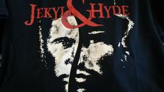 Jekyll and Hyde t shirt (March 21, 2014) (⌐■_■)