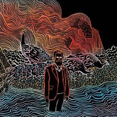 """Iron and Wine's """"Kiss Each Other Clean"""" - one of my favorite albums"""