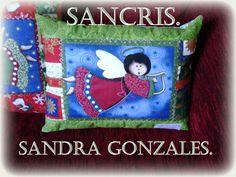 almofadas natalinas de sancris sf-gonzales@hotmail.com sandra gonzales.