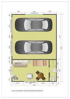 Live in garage plans nz | Nolaya