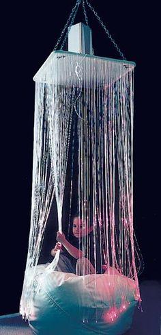 Fiber Optic Waterfall | Bubble Tubes | e-Special Needs