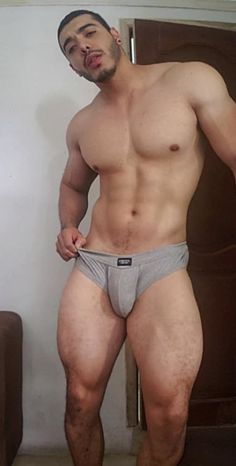 Shirtless Men, Beautiful Men, Hot Guys, Underwear, Health Fitness, Abs, Handsome, Muscle, Mens Fashion