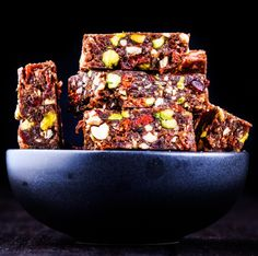 Quick and Easy Not Quite Rocky Road. Simple, delicious and free from gluten, grains, dairy, egg and refined sugar. Enjoy.