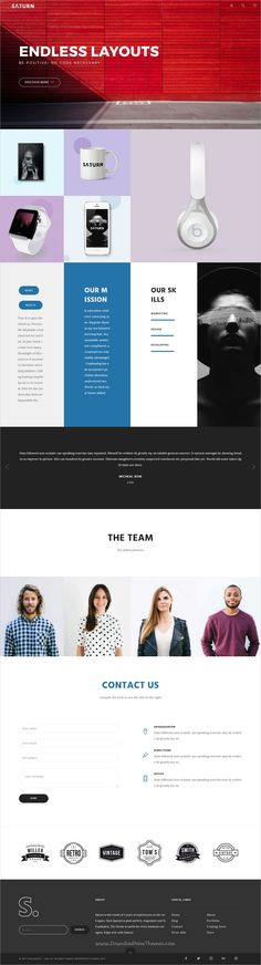 Saturn is a Multiuse and Accurate responsive #WordPress #Template for any professional use like #agency, business, freelance, studio, blog, portfolio or photography website with 20+ Homepage and 100+ inner pages download now➩ https://themeforest.net/item/saturn-multiuse-and-accurate-wordpress-theme/19220340?ref=Datasata
