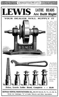 Vintage Dental Equipment.  So cool!  Find the hidden potential in your practice! www.TanyaBrownDMD.com