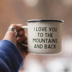 Love Quotes : QUOTATION - Image : As the quote says - Description A boutique camp and travel brand. Every shirt and mug sold plants a tree with… Boutique Camping, A Boutique, Coffee Cafe, Coffee Mugs, Coffee Quotes, Cute Mugs, Letting Go, Tea Cups, Sweet Home