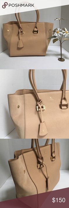 Signature Vince Camuto Pale Pink Tote Brand new without tags! Genuine leather and suede Offers welcome! Vince Camuto Bags