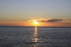 Adriatic Sea  sunset