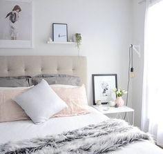 Bedroom Inspo from the amazing @kerryann_stylist