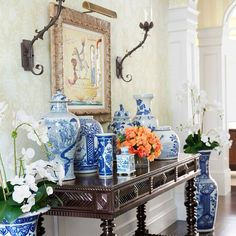 Today, ginger jars are still used as visual shorthand for luxurious yet classic interiors.