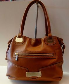 Love the color of this Michael Kors bag!