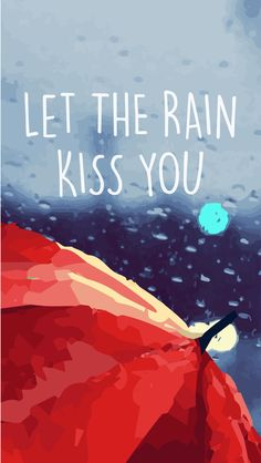 Let The Rain Kiss You by http://classicshanelle.com ★ Find more seasonal autumn wallpapers for your #iPhone + #Android @prettywallpaper