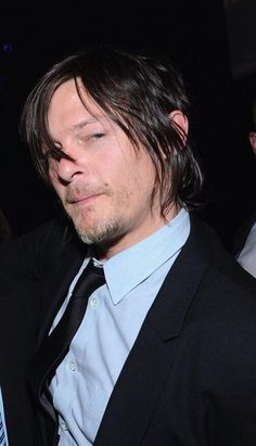 Norman Reedus... I'm in love ♥️♥️♥️