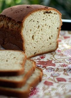 10 Amazing Gluten-Free Recipes For Homemade Bread!