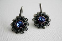 #japohu Belly Button Rings, Mandala, Swarovski, Stud Earrings, Jewelry, Art, Jewellery Making, Craft Art, Dangle Belly Rings